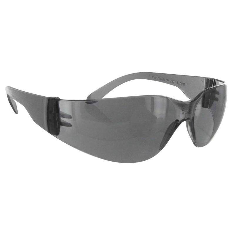 V2 Safety Eyewear Goggle Mirrored Black (Code#11)