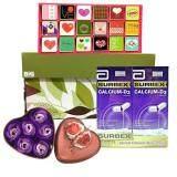 Valentine's Day Gift Surbex Calcium D3 + Heart Roses