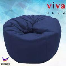 Viva Houz Happy Bean Bag Sofa Chair XL Size 25kg