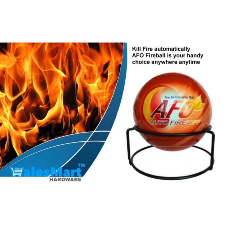 Buy Wales Hardware - AFO (Auto Fire Off) Home & Commercial Safety Fire Extingusher Ball Malaysia