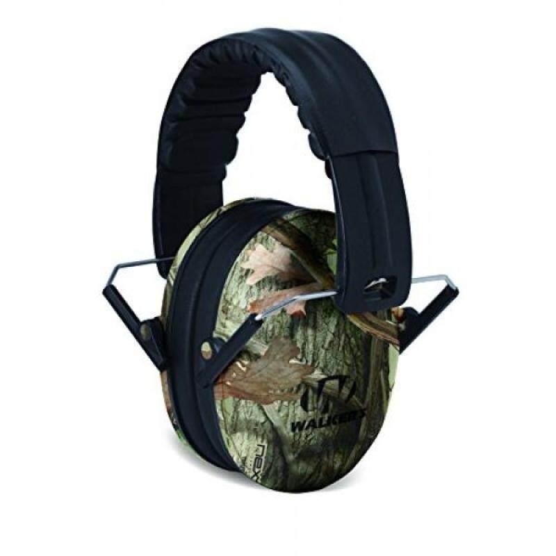 Buy Walkers Children-Baby & Kids Hearing Protection/Folding Ear Muff, Camo Malaysia