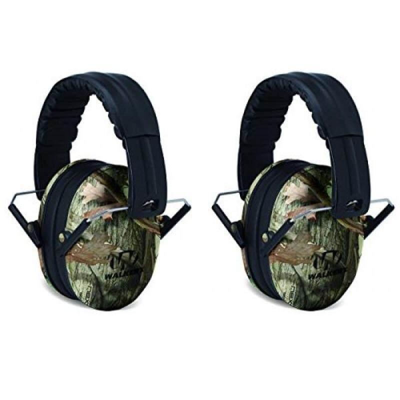 Buy Walkers Children-Baby & Kids Hearing Protection/Folding Ear Muff, Camo BUNDLED 2PACK Malaysia