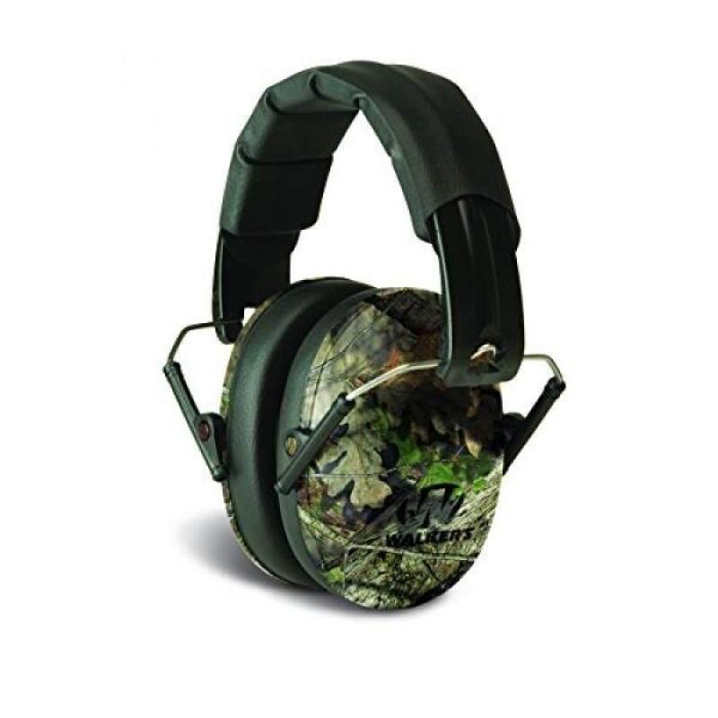 Buy Walkers Low Profile Folding Muff (Mossy Oak Camouflage) Malaysia