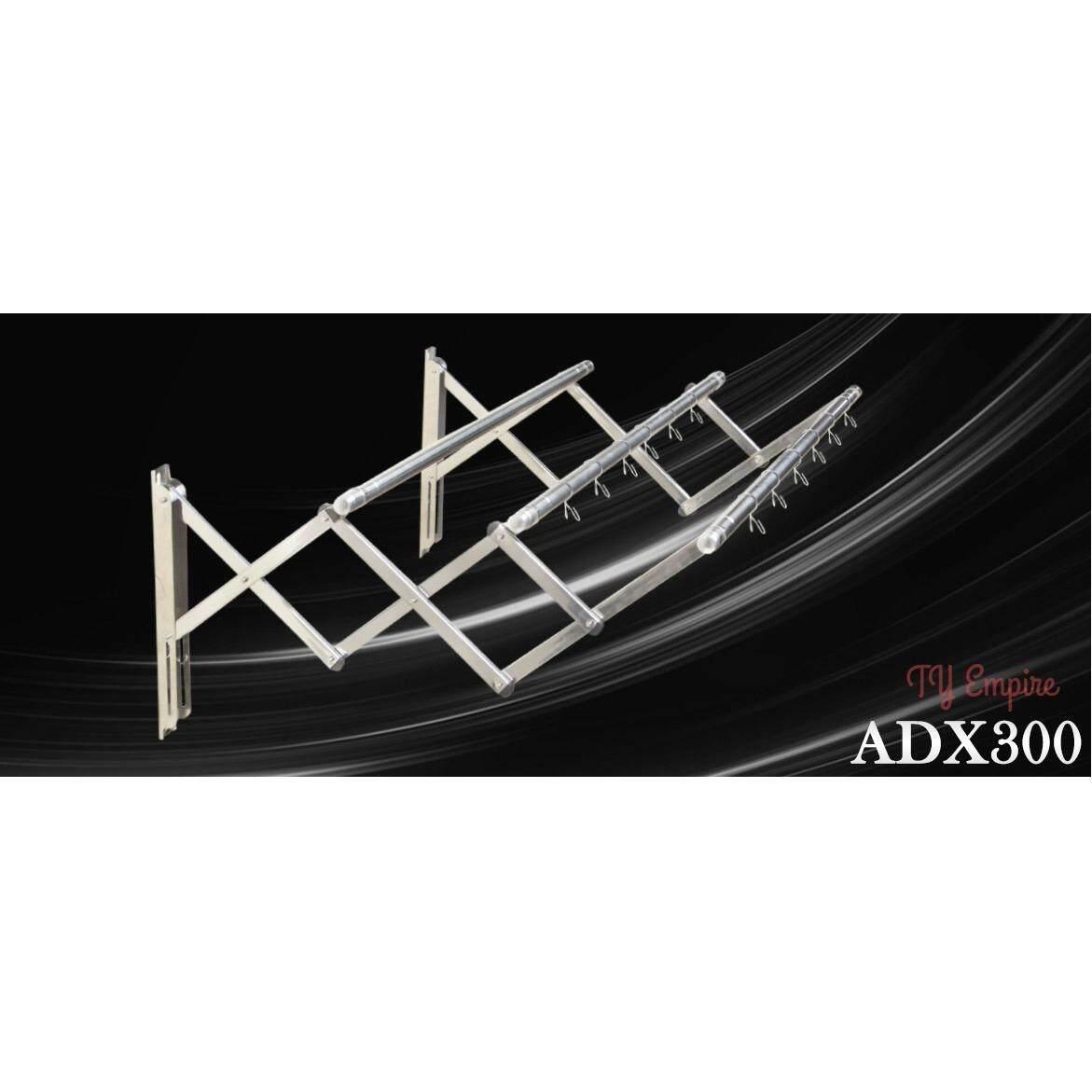 ADX 300 Retractable Premium Stainless Steel Clothes Hanger