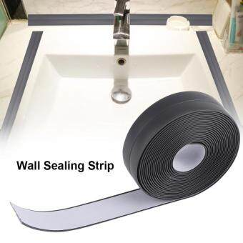 Waterproof Self Adhesive Wall Sealing Strip Tape for Bathroom Basin Kitchen Sink 38mm * 3.2m