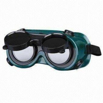 Harga Weldro Industrial Safety Welding Google Glasses Fit up K505/203