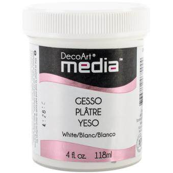 WHITE -MEDIA GESSO 4OZ