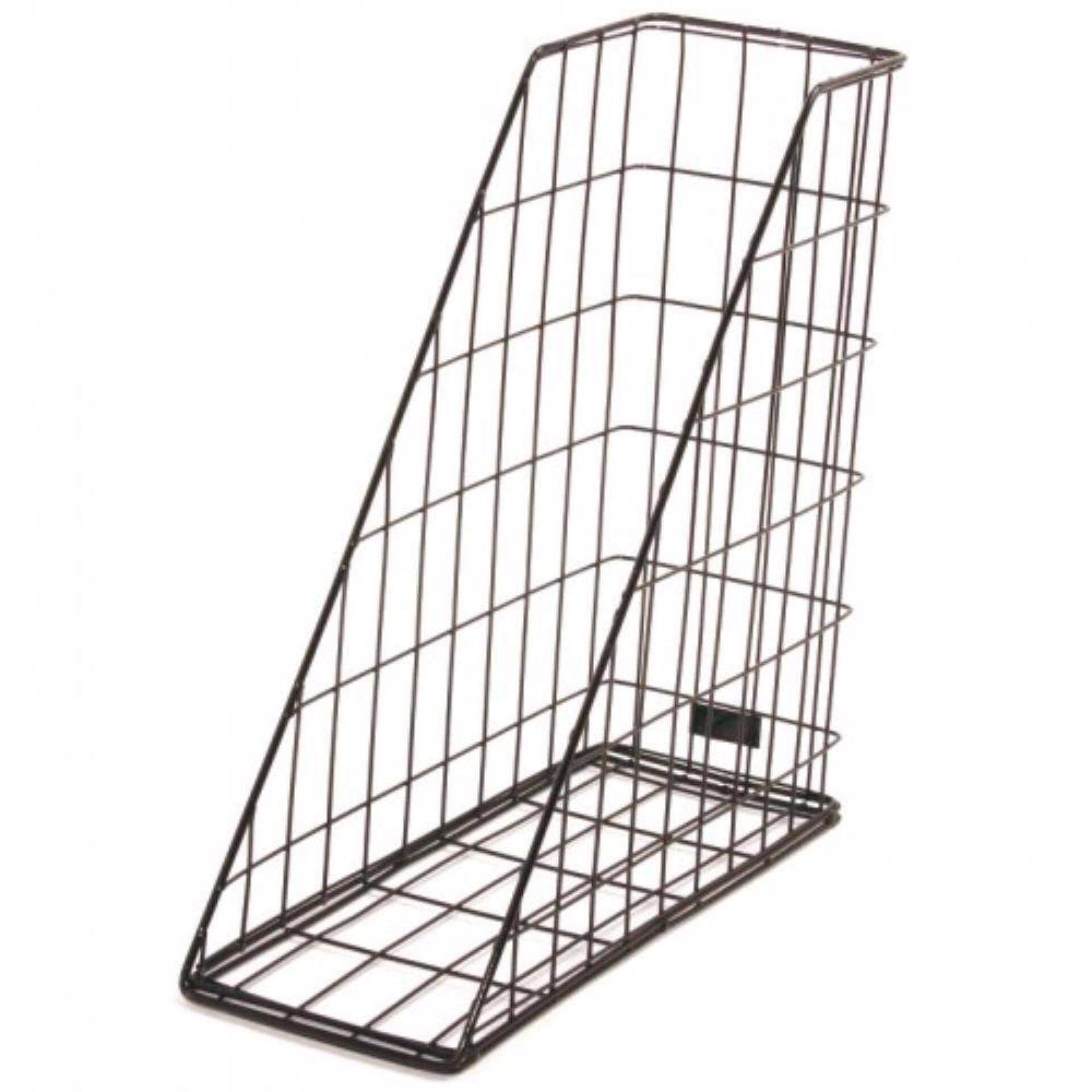 Wire Magazine Rack ? No. 824 (Item No: B10-27) A1R5B56