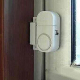 Wireless Home Window Door Entry Thives Security System Sensor Alarm Excellent