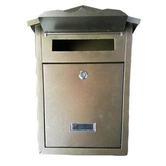 Harga Wrought Iron Carbon Steel Letter Box Mail Box Pos Box