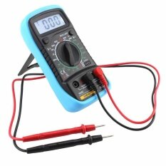 XL-830L AC DC OHM Handheld LCD Digital Multimeter Voltmeter Ohmmeter Multitester
