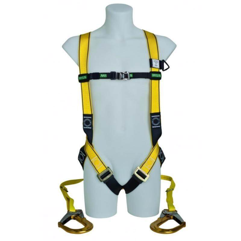 Buy YESLINE YL5128 Full Body Harness Built-in 2 Lanyard & 2 Large Hook Malaysia