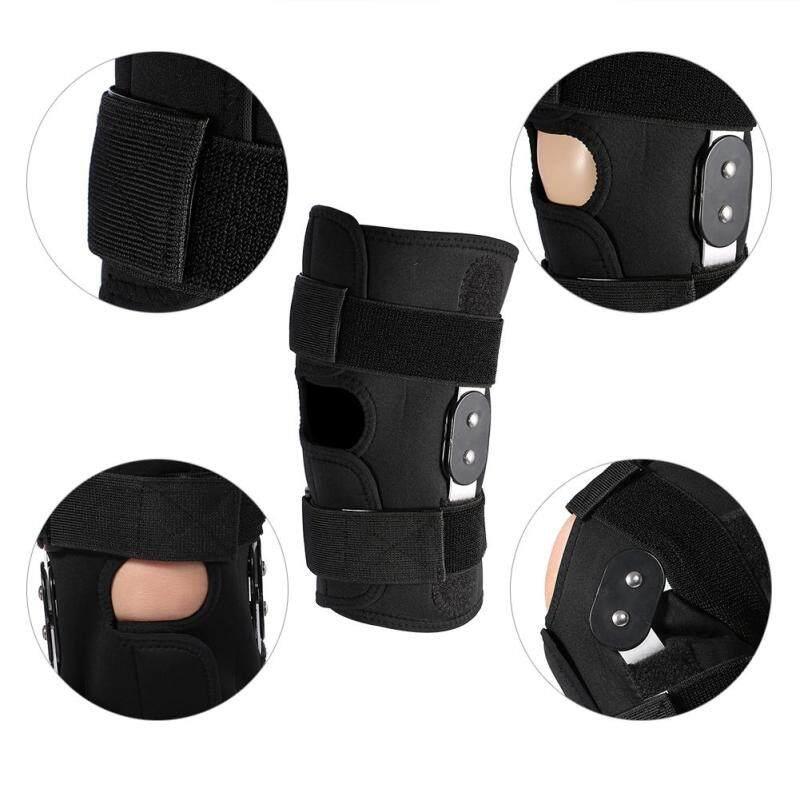 Buy YOSOO Adjustable Knee Brace Pad Protector Compression Sleeves Safety Strap (XL) Malaysia