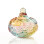 Zakaa colorful glass European creative candy jar Sugar Bowl
