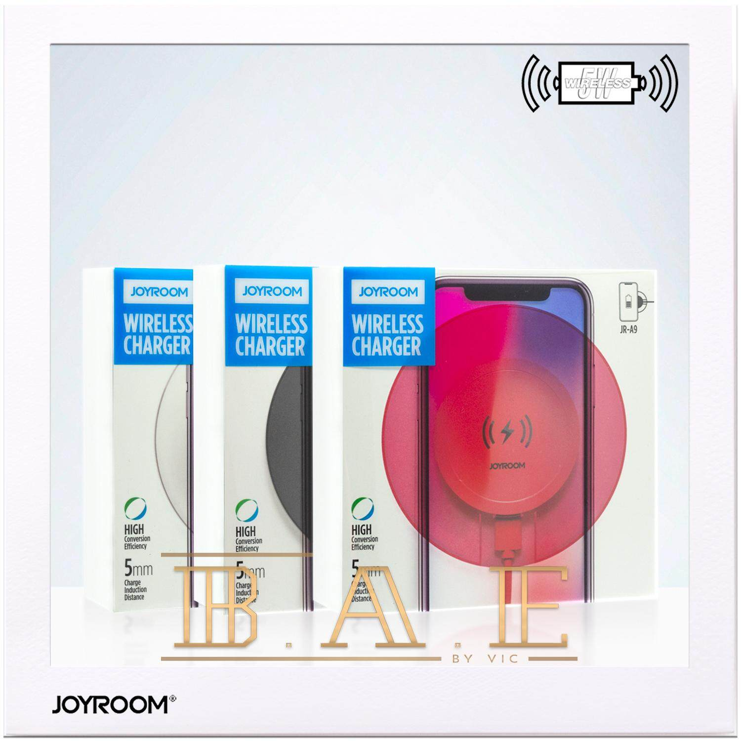 Joyroom JR-A9 5W Output Qi Wireless Charger for Huawei Oppo VIvo