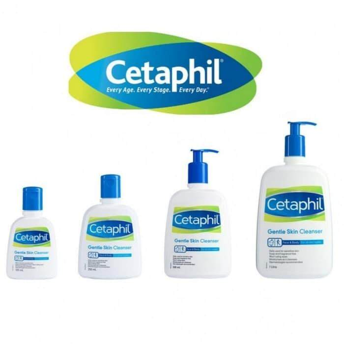 Cetaphil Oily Skin Cleanser 125 ml x 2 ( Twin Pack ) - Value Pack