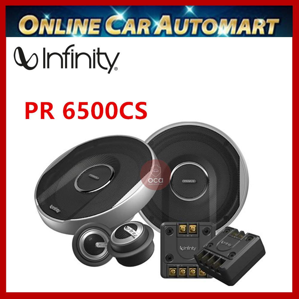 Infinity Primus Series PR 6500cs Car Speaker 320W Peak Power