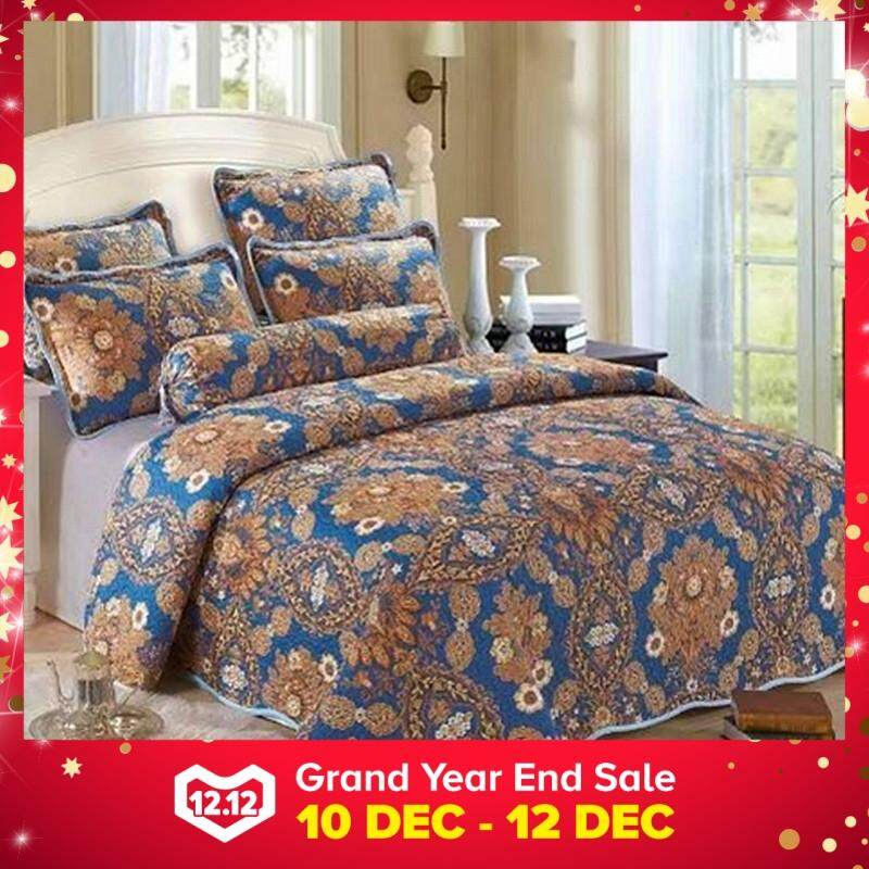 Maylee D9031 Cadar Patchwork High Quality Cotton Set of 3