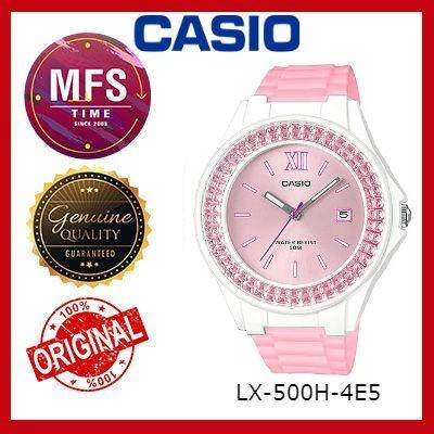 (2 YEARS WARRANTY) CASIO ORIGINAL LX-500H SERIES YOUTH ANALOG-LADIES WATCH