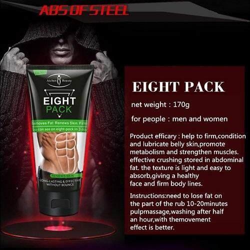 EIght Pack Cream 170g