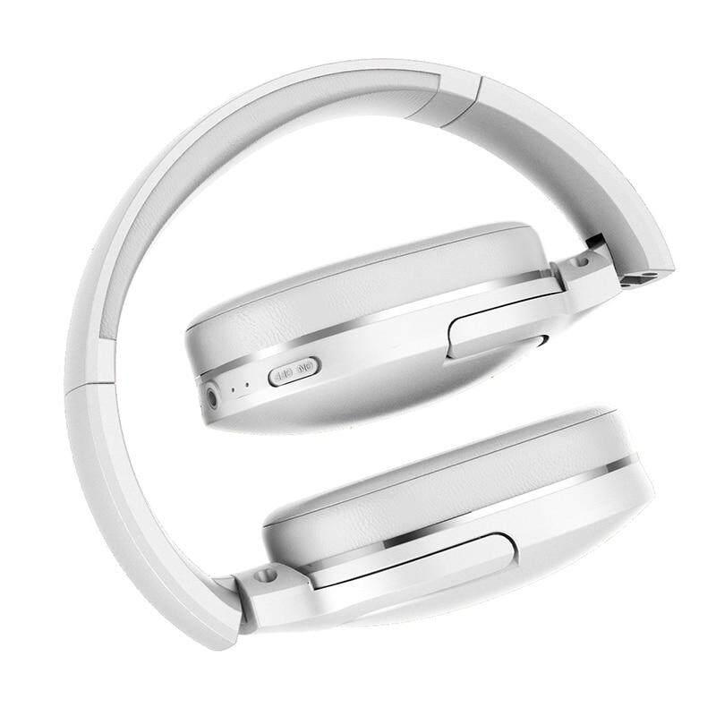 หูฟังบลูทูธไร้สาย 5.0 หูฟังแฮนด์ฟรีสำหรับจุกอุดหูโทรศัพท์ iPhone Xiaomi Huawei หูฟังเอียร์บัด