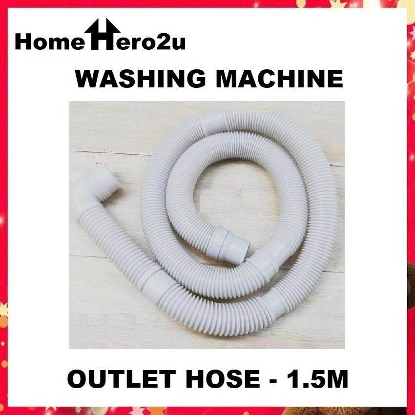 Washing Machine Outlet Hose - 1.5M - Homehero2u