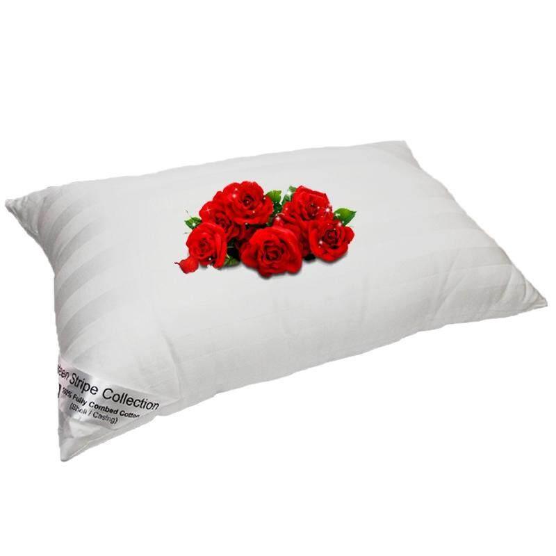 """Linen Series, Microfiber Pillow 1300gm x 1pc - 19""""x 29"""""""