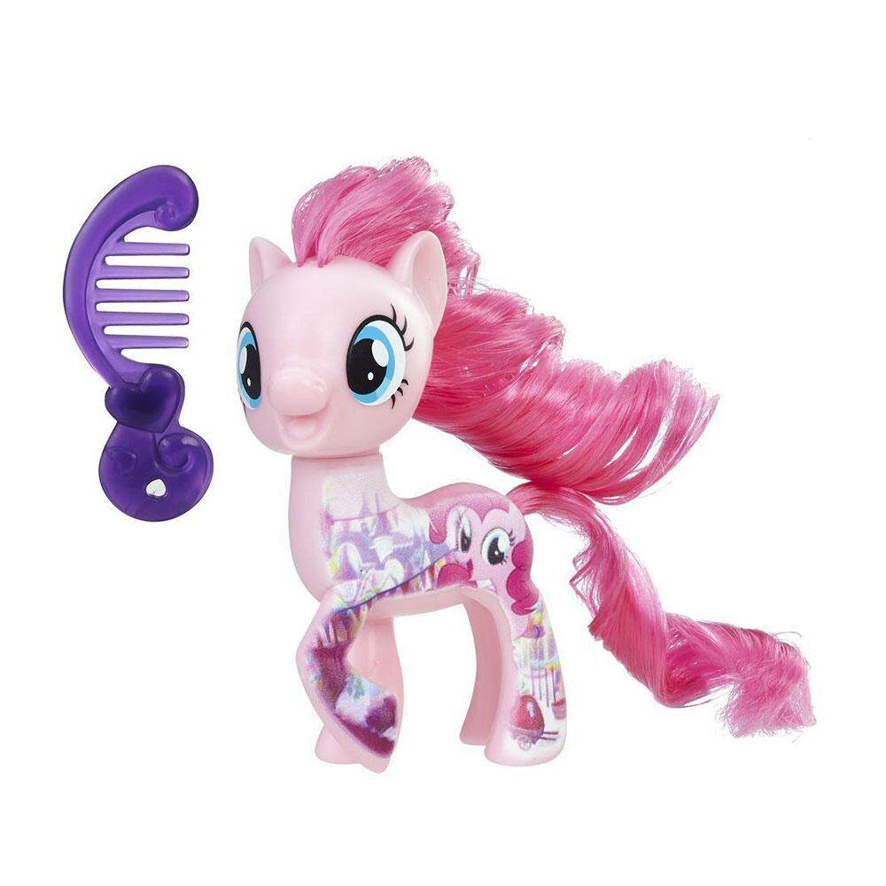 My little Pony -All about Pinkie Pie Tout sur pinkie pie figure toy collection (E0730/B8924)