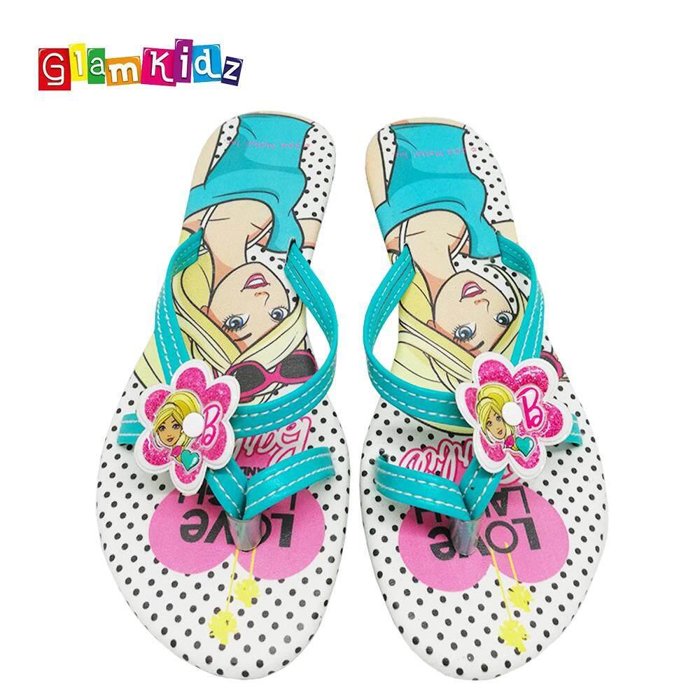 21801833b2f Barbie Girls Sandals   Slippers (Green)  2510