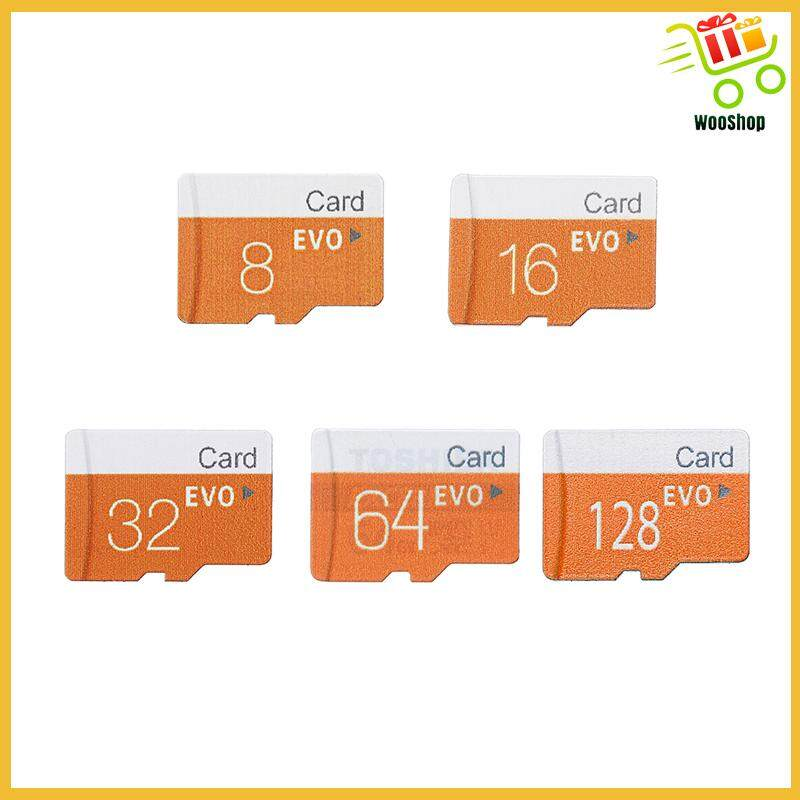 Class 10 Memory Card TF Card High Speed With Adapter Card Reader SET - 32G / 128G / 16G / 64G / 8G