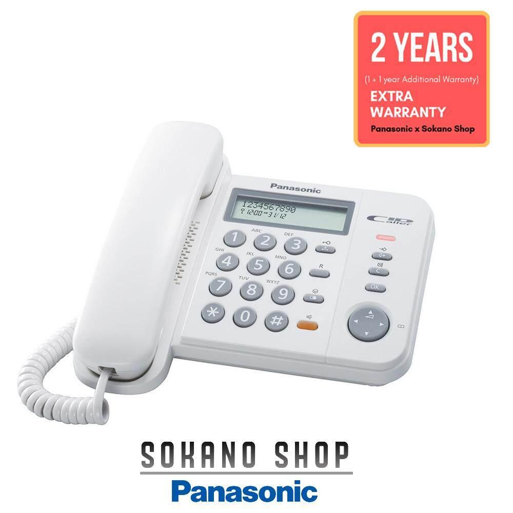 Panasonic KX-TS580ML Single Line Phone Wall Mountable