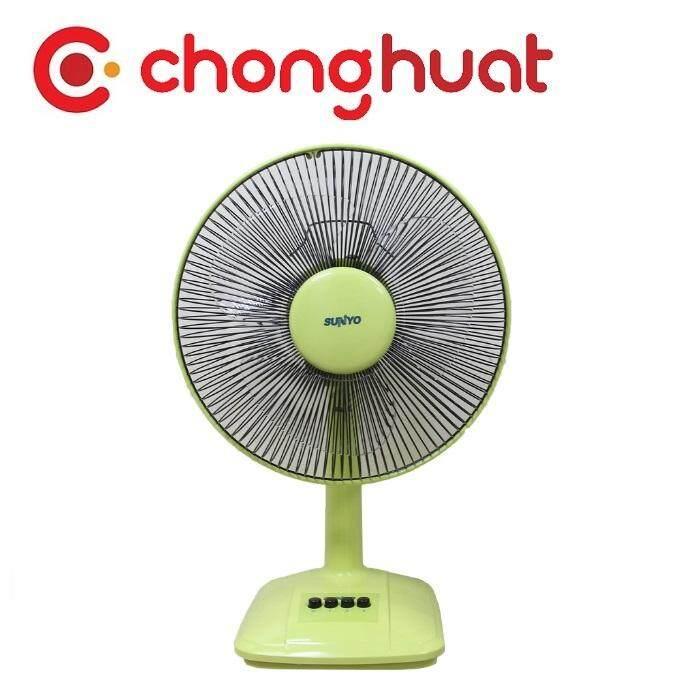 Sunyo ATF-12 12 inch Table Fan