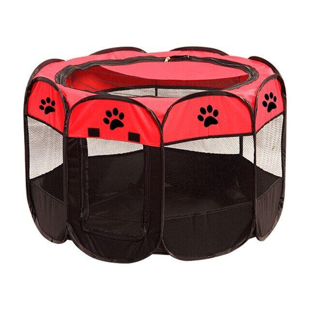 Harga Diskon Portable Luar Ruangan Kandang Pagar Tenda Hewan Peliharaan Rumah Besar Kecil Anjing Kucing Lipat Boks Indoor Kandang Anjing Peti Pengiriman Kamar Terbaru