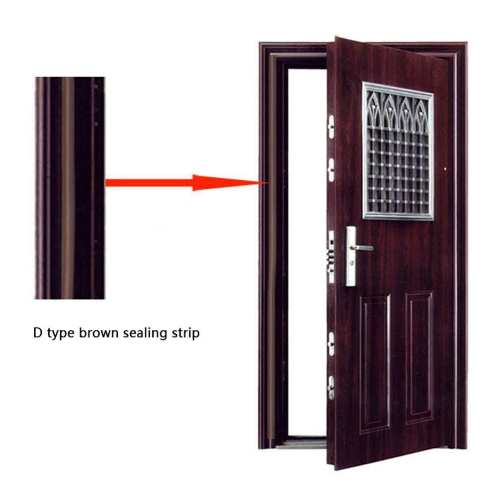 Foonee Anti Collision Stripsporous D Type Windproof Door And Window Seals Professional Doors Windows Seal Strip Self Adhesive Woodsecurity Door