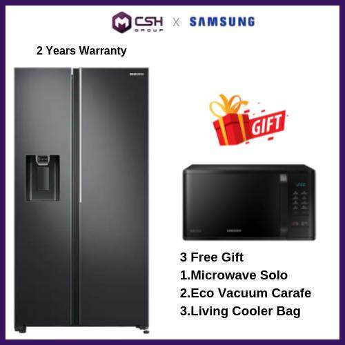 Samsung 2 Door Side by Side with Large Capacity (SpaceMax) RS64R5101B4/ME