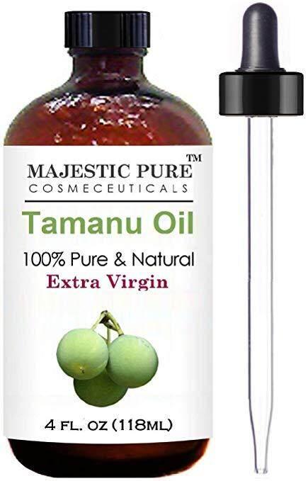 Majestic Pure Extra Virgin Tamanu Oil, 4 fl. Oz
