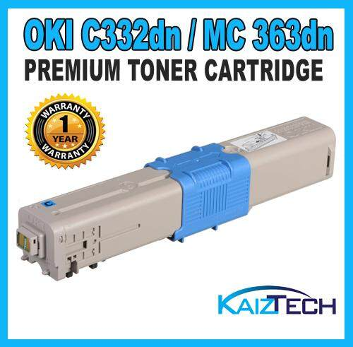 OKI / Okidata C332 / MC363 / C332dn / MC363dn Premium Compatible Toner Cartridge