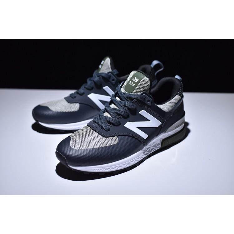 นนทบุรี NEW BALANCE 574 V2 คนรักรองเท้า NB รองเท้าวิ่งรองเท้าวิ่ง Retro ML574V2GR