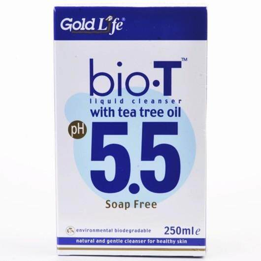 GOLD LIFE bio.T LIQUID CLEANSER WITH TEA TREE OIL 250ML