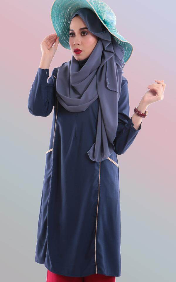 JF Fashion Maysa Blouse with Pocket M379