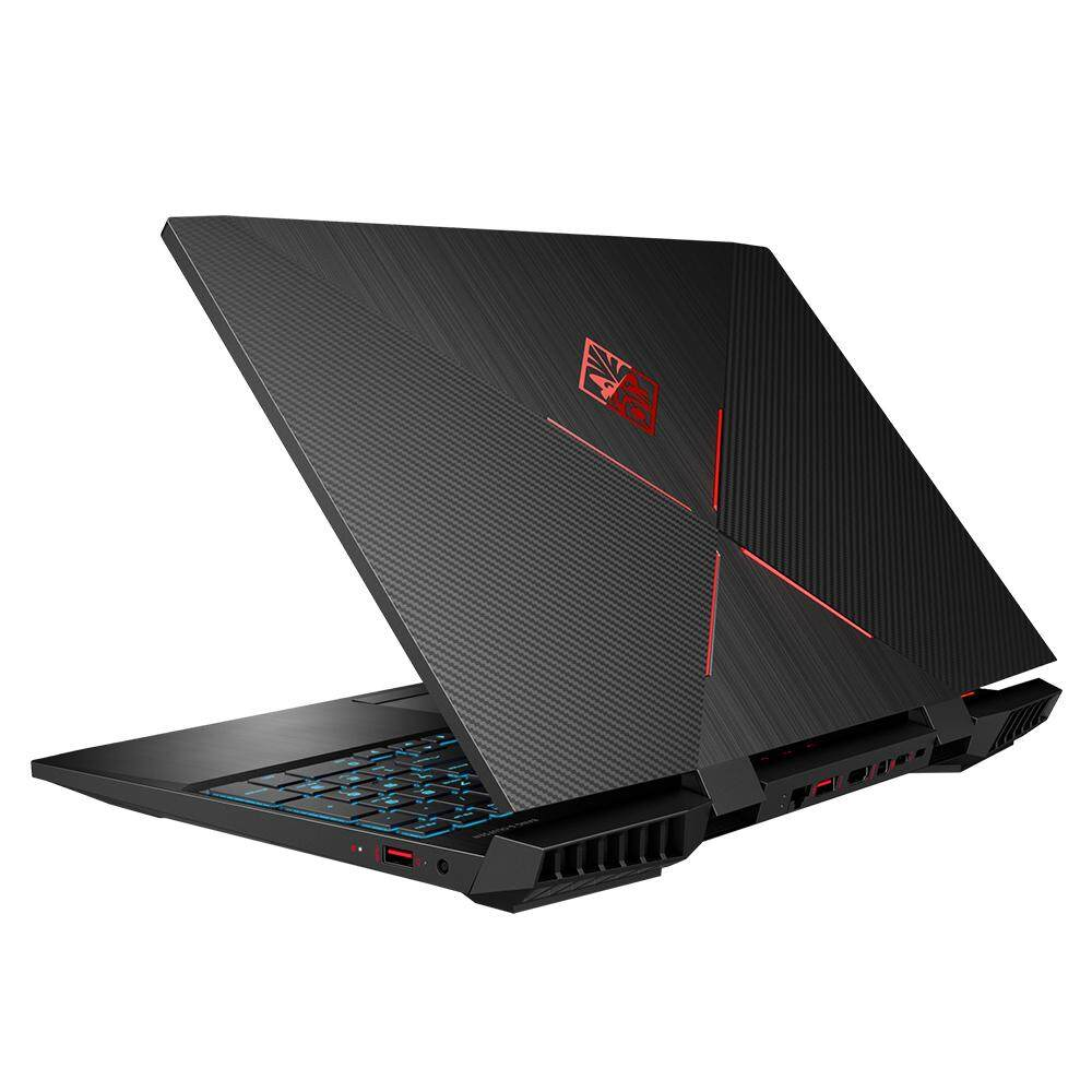HP Omen 15-DC1070TX Gaming Notebook 7EF21PA + Free HP OMEN MOUSE STEEL SERIES (X7Z96AA) & Premium Gifts