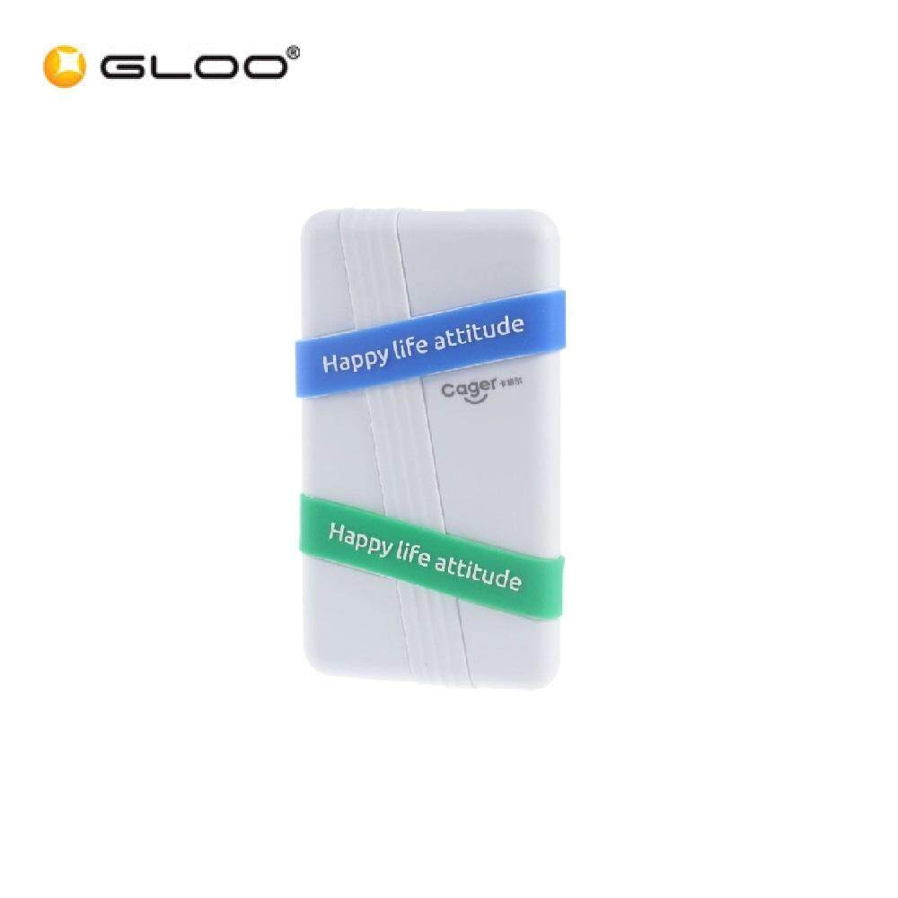 Cager S3 6000mAH Dual USB Output Power Bank