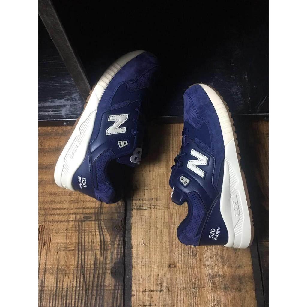 ยี่ห้อไหนดี  ชุมพร NEW BALANCE M530AAE nb530 สีฟ้าสำหรับชายรองเท้าวิ่งผู้หญิง 36-44