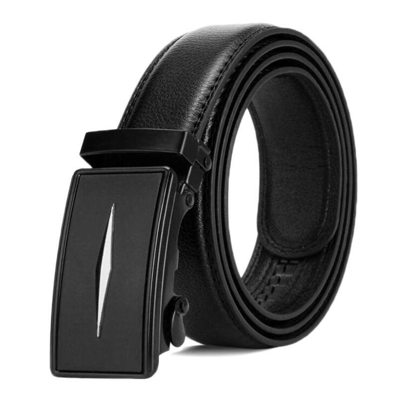 Luxury Smart G1 Automatic Buckle Leather Belt
