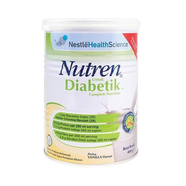 Nestle Nutren Diabetic Complete Nutrition 400g