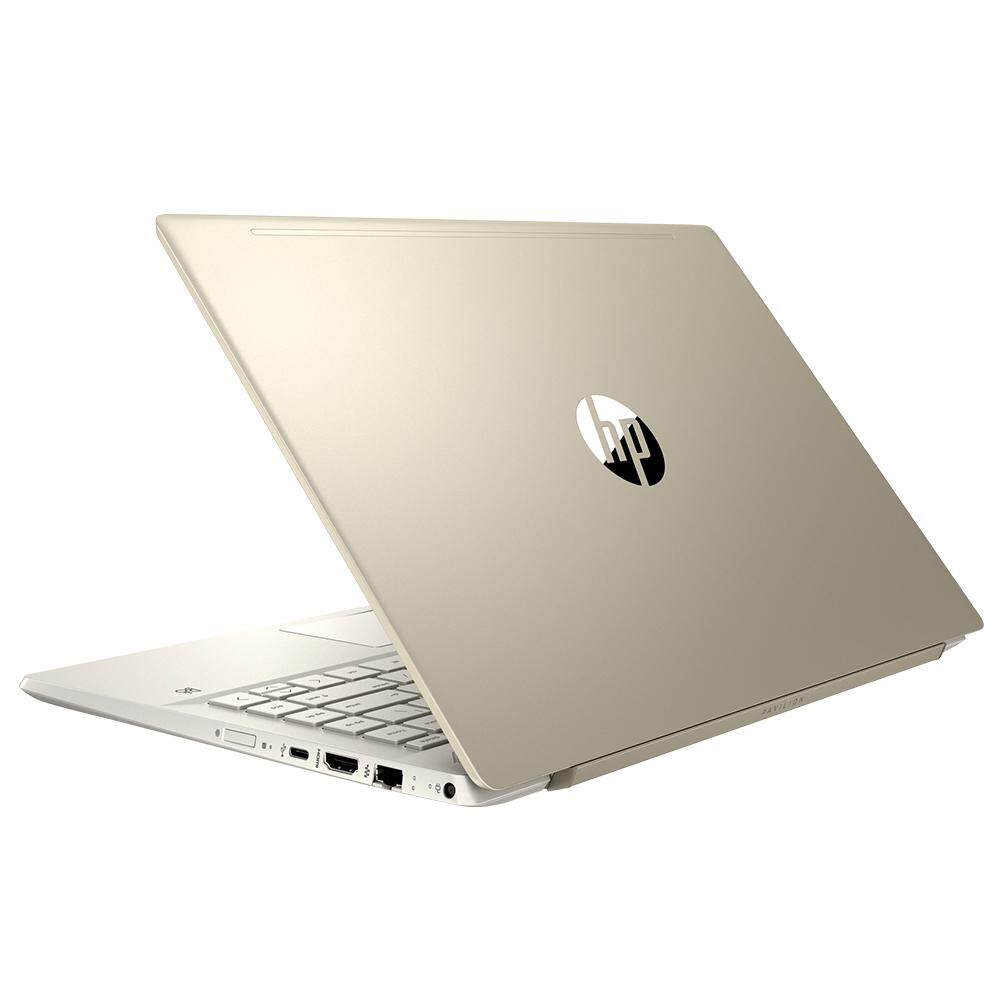 HP Pavilion 14-ce2046TX 6SG94PA Notebook Waem Gold /i7-8565U/4GB/1TB+128GB/MX250 2GB/14Inch FHD/Win 10 + Free Wireless Mouse + Mouse Pad + Mobiles Gadget Set + Mystery Gift