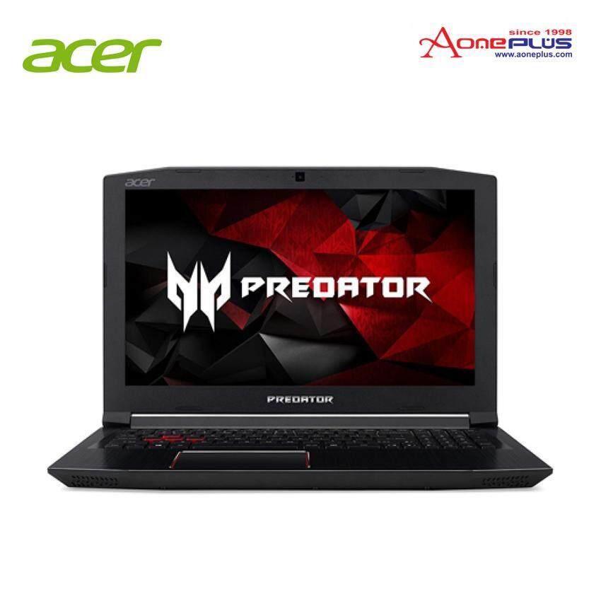Acer Predator Helios 300 PH315-51-510T (Black) 15.6