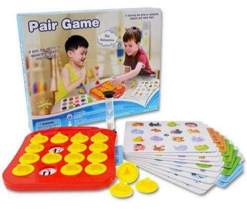 Pairing Memory Educational Game baby toys