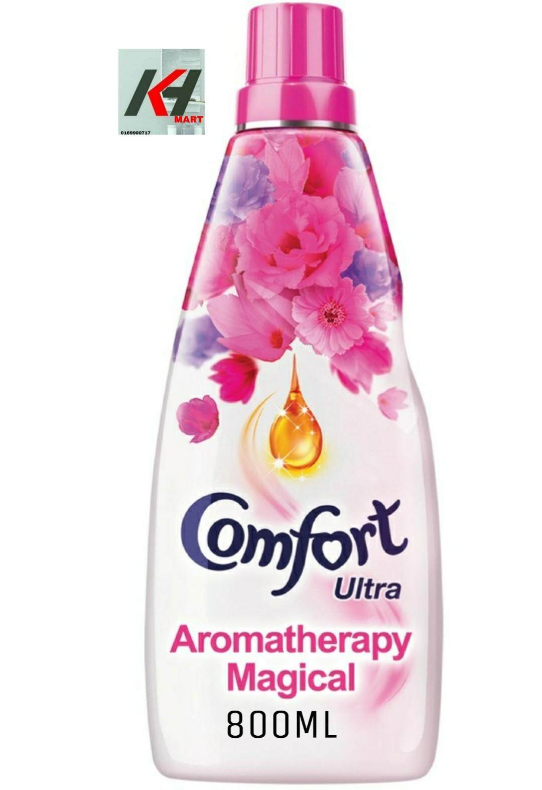 COMFORT ULTRA Concentrate Liquid Softener 800ML READY STOCK