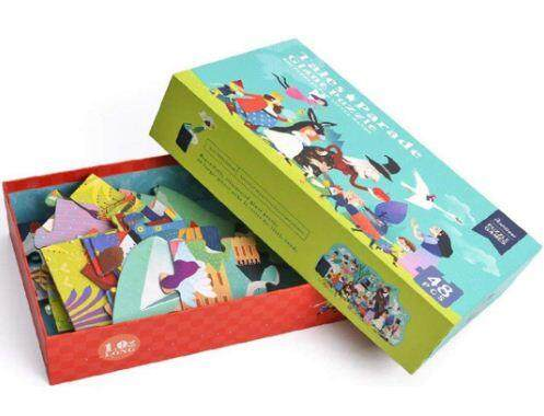 MiDeer Tales Parade Giant Puzzle